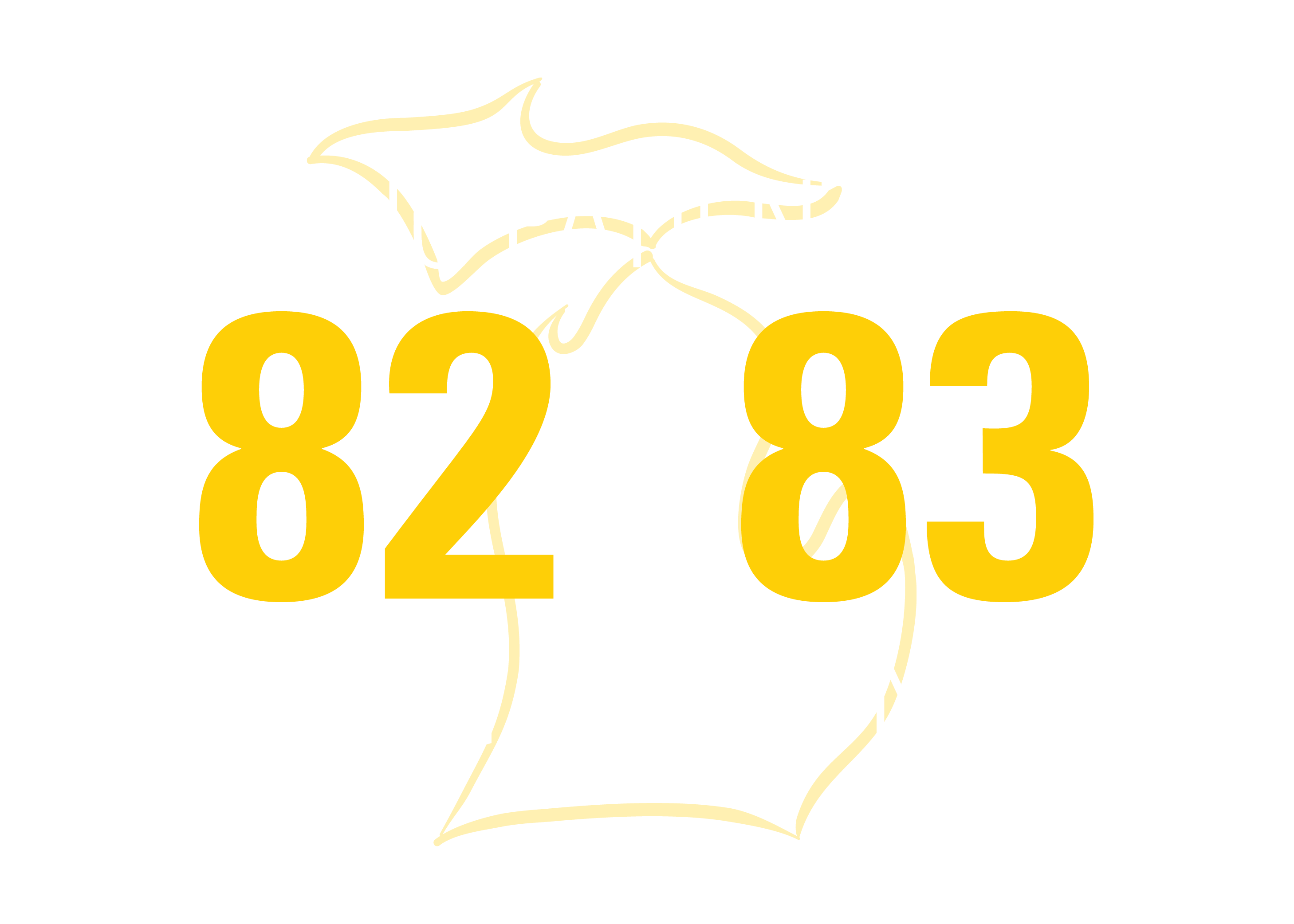 82 of 83 counties in Michigan Served